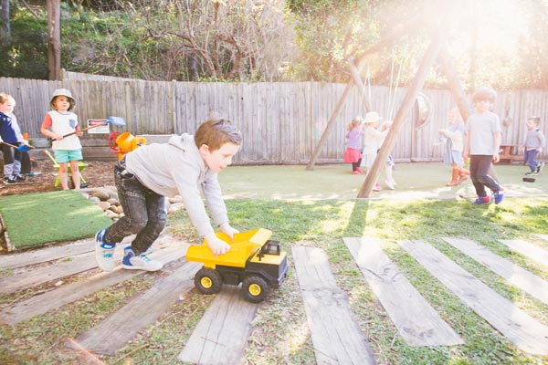 Child care Northern Beaches